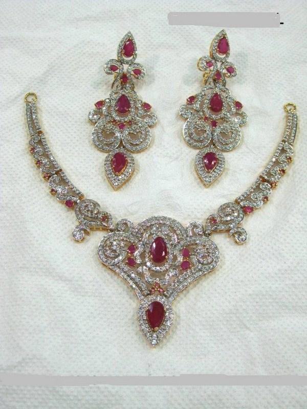 Royal Gems Bridal Jewellery Designs 2014 For Girls
