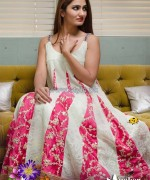 Sanober Azfar Spring Clothes 2014 For Girls 3