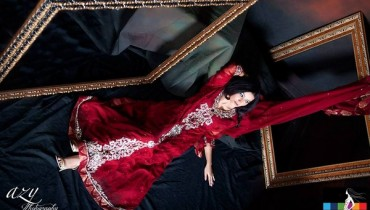 Satrangi By Saqib Formal Dresses 2014 For Women 004