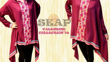 Seap By Sanaa Arif Valentine's Day Dresses 2014 For women 002