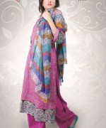 Shahzeb Designer Spring Dresses 2014 For Women 0011