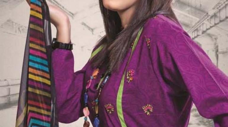 Shahzeb Designer Spring Dresses 2014 For Women