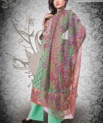 Shahzeb Designer Spring Dresses 2014 For Women 006