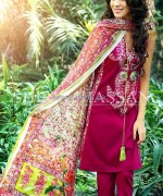 Shirin Hassan Lawn Prints 2014 For Summer 4