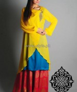 Stitched Stories Spring Dresses 2014 For Women 4