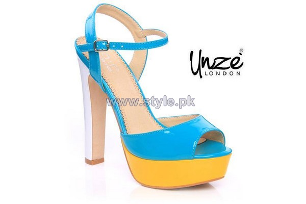 Unze Footwear Designs 2014 For Summer 7