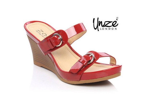 Unze Valentines Day Shoes 2014 For Women 006