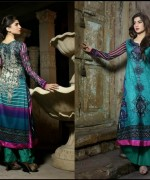 Yashfeen Lawn Summer Dresses 2014 For Women 002