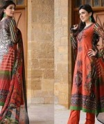 Yashfeen Lawn Summer Dresses 2014 For Women 004