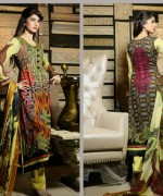 Yashfeen Lawn Summer Dresses 2014 For Women 005