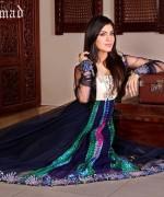 Zahra Ahmad Semi-formal Wear Dresses 2014