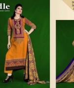 Ajwa Textiles Summer Dresses 2014 For Women 0013