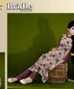 Ajwa Textiles Summer Dresses 2014 For Women 006