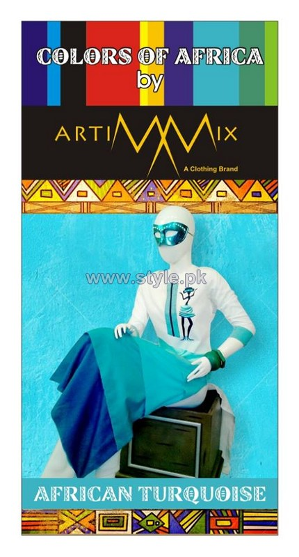 Artimmix Spring Summer Dresses 2014 For Women 4