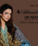 Attraction By Kamal Summer Dresses 2014 For Women 001