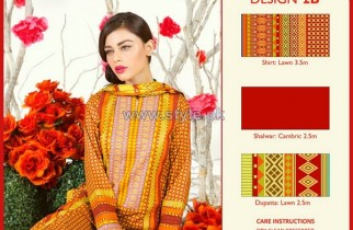 Bonanza Satrangi Lawn Dresses 2014 For Women 8