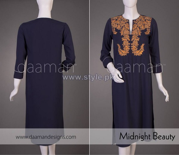 Daaman Summer Dresses 2014 For Women 8