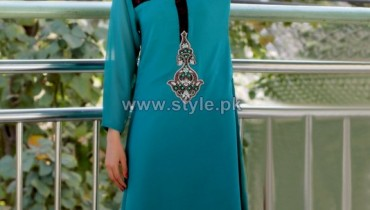 Damak Spring Dresses 2014 For Girls 5