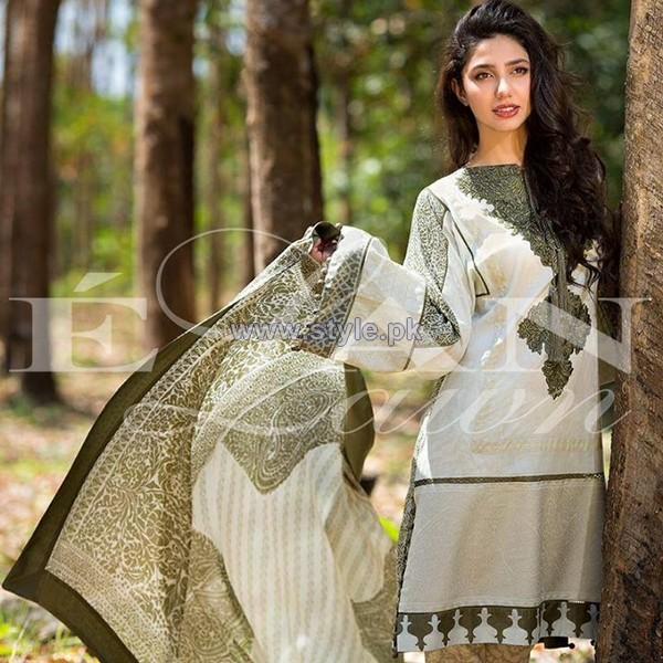 Elan Lawn Dresses 2014 For Women 6