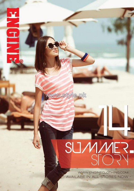 Engine Summer Arrivals 2014 For Boys and Girls 1