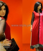 Fatima Zuhaib Summer Dresses 2014 For Women 7