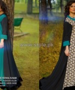 Fatima Zuhaib Summer Dresses 2014 For Women 8
