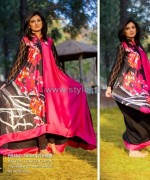 Fatima Zuhaib Summer Dresses 2014 For Women 9