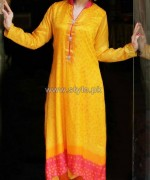 Ferozeh Silk Chunri Dresses 2014 For Women 6