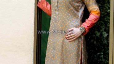 Ferozeh Silk Chunri Dresses 2014 For Women 7
