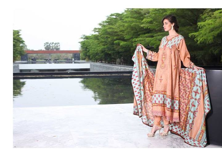 Firdous Korean Lawn 2014 for Women