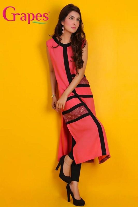 Grapes The Brand Summer Dresses 2014 For Women 009