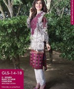 Gul Ahmed Ready to Wear Dresses for Summer 2014002