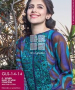 Gul Ahmed Ready to Wear Dresses for Summer 2014003
