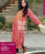 Gul Ahmed Ready to Wear Dresses for Summer 2014007