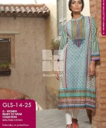 Gul Ahmed Ready to Wear Dresses for Summer 2014008