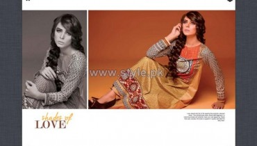Ittehad German Lawn Dresses 2014 For Women 13