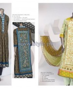 Junaid Jamshed Lawn Dresses 2014 For Girls 1