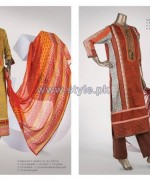 Junaid Jamshed Lawn Dresses 2014 For Girls 4