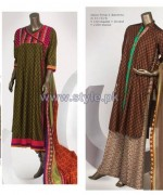 Junaid Jamshed Lawn Dresses 2014 For Women 10