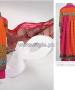 Junaid Jamshed Lawn Dresses 2014 For Women 12