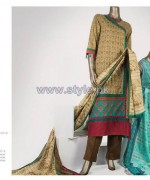 Junaid Jamshed Lawn Dresses 2014 For Women 8