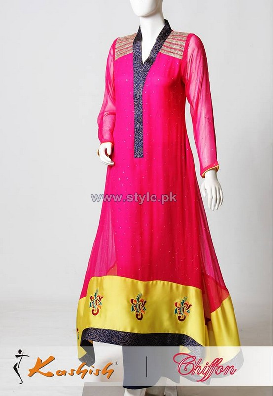 Kashish Summer Dresses 2014 For Women 8