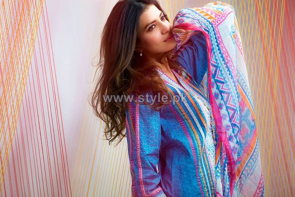Khaadi Lawn Dresses 2014 For Women 6