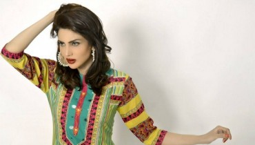 Khanumz Summer Dresses 2014 For Women