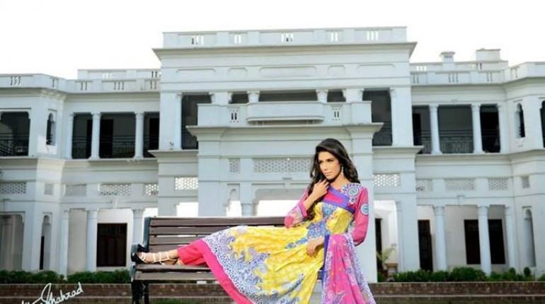 Lala New Dresses for Spring 2014
