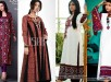 Latest Fashion of Ajrak Dresses for Women