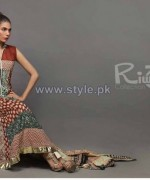 Latest Riwaj Collection 2014 Volume 1 by Shariq Textiles 3