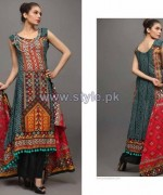 Latest Riwaj Collection 2014 Volume 1 by Shariq Textiles 6