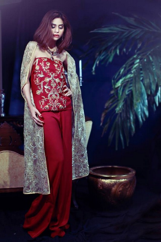 Maheen Karim Bridal Dresses 2014 For Women 008