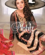 Motifz Lawn Dresses 2014 For Summer 6